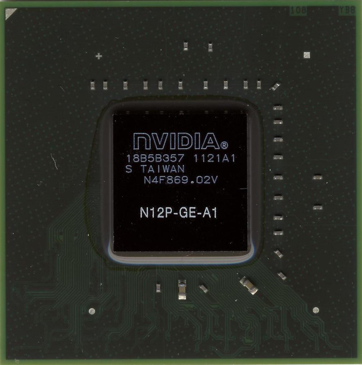 N12P-GE-A1 nVidia GT525M