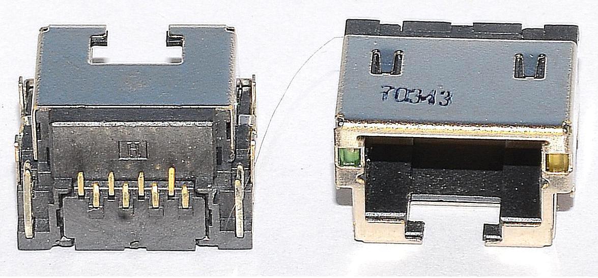 Разъем RJ-45 для ноутбука тип 42