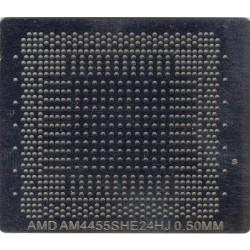 Трафарет для реболла BGA Процессоров A8-Series