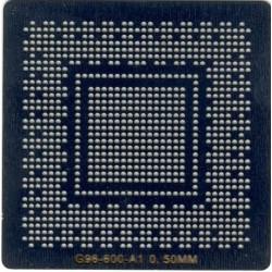 Трафарет для реболла BGA N10P-GE1 G96-630-A1 G96-600-A1