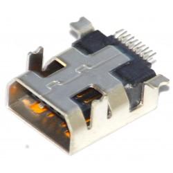 Разъем mini USB D19