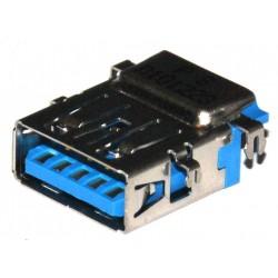 Разъем USB 3.0 для ноутбуков тип 1