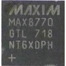MAX8770GTL